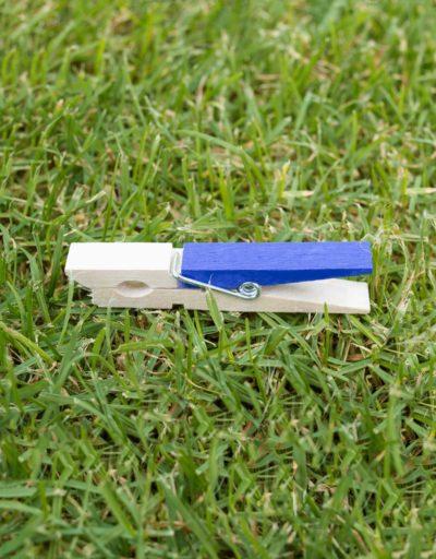 Cornhole Klammer in blau spass-garant.de