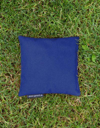Cornhole Wurfsäckchen in blau spass-garant.de
